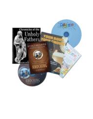 DVD's, CDs & Books